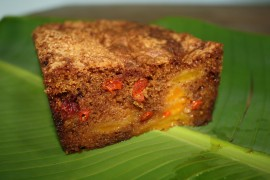 Mango Cranberry & Gogi berry bread